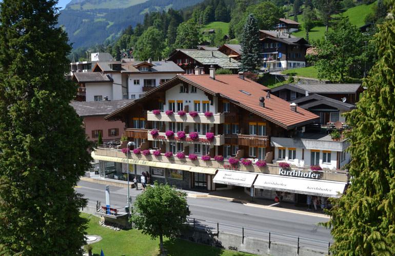 Welcome Hotel Grindelwalderhof - Hotel alpina grindelwald
